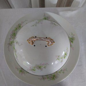 Limoges Covered Dish